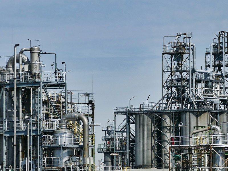 Blue Industry and Science – Continuous Gas Measurement